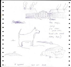 Corgi- page 1