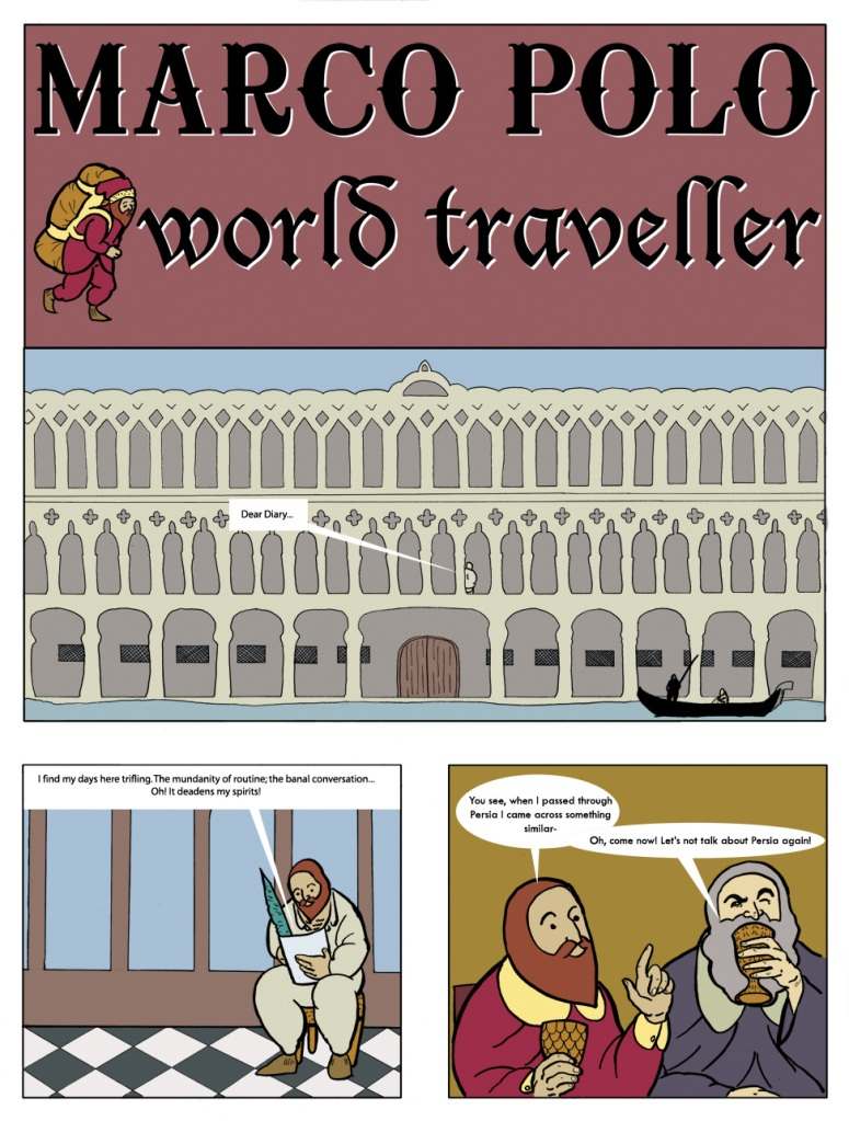 Marco Polo World Traveller Page 1
